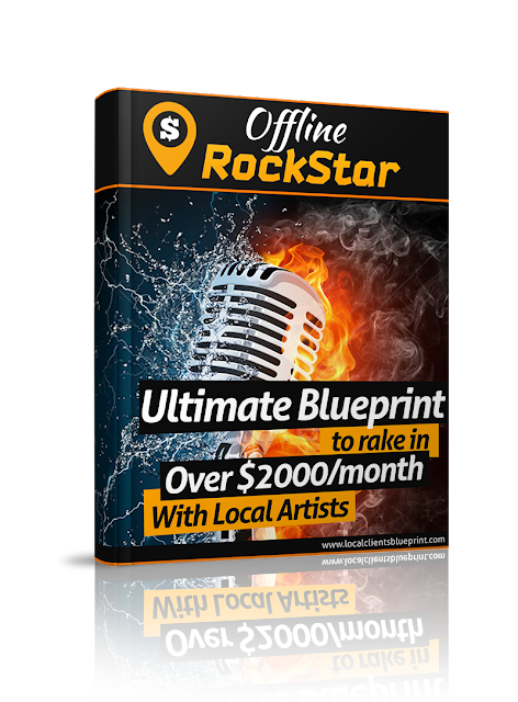 [GIVEAWAY] Offline Rockstar [The Ultimate Local Clients Blueprint]