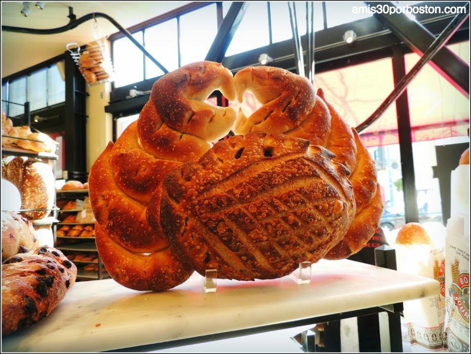 Boudin Bakery: Sourdough Bread