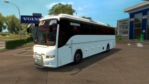 Bus - Runiran Volvo B9R I Shift