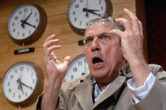 "Howard Beale ""Mad as hell ..."""