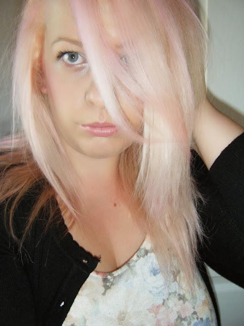 Cotton Candy Hair Dolly Dowsie