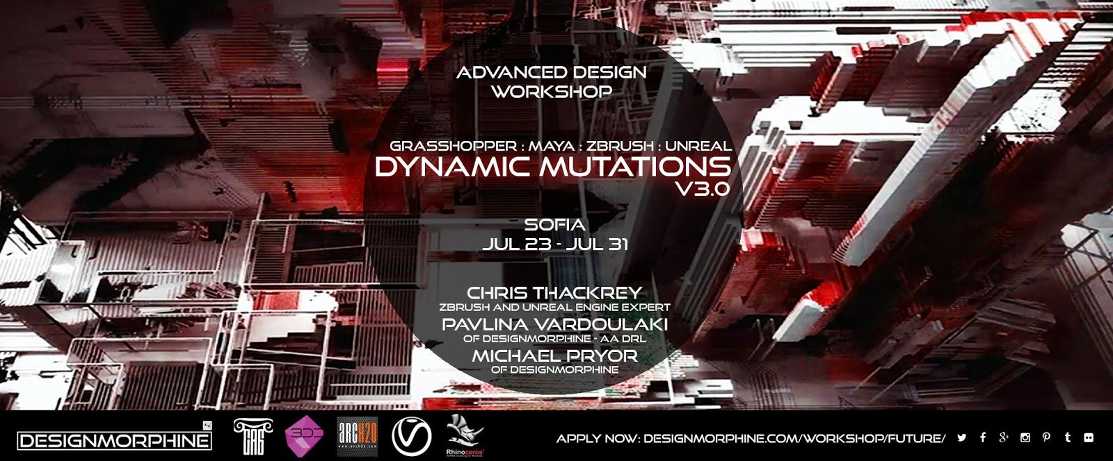 DYNAMIC MUTATIONS V3.0 WORKSHOP