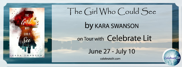 SPOTLIGHT: The Girl Who Could See by Kara Swanson