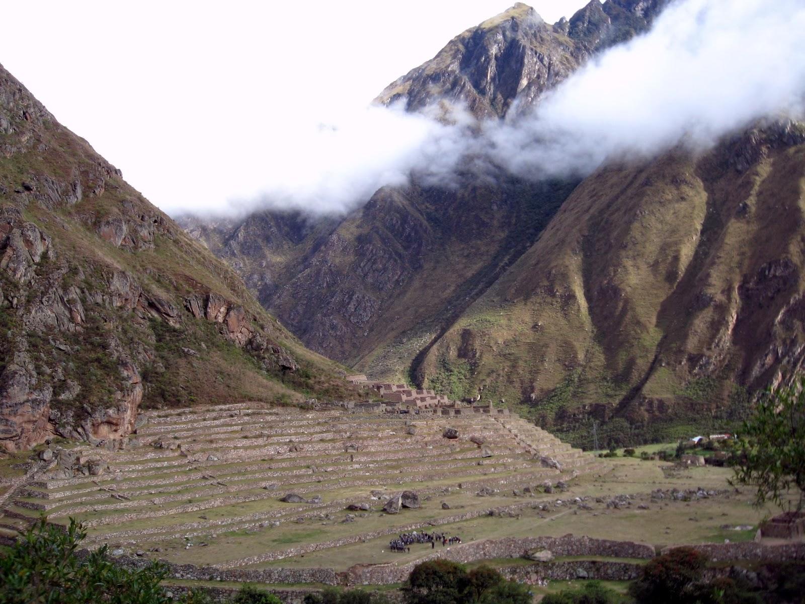 Camino Inca a Machupicchu: el alma mineral