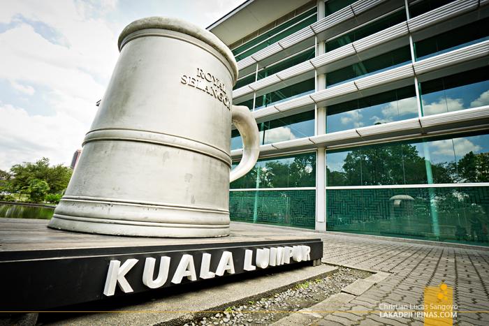 Royal Selangor Largest Pewter Mug Kuala Lumpur