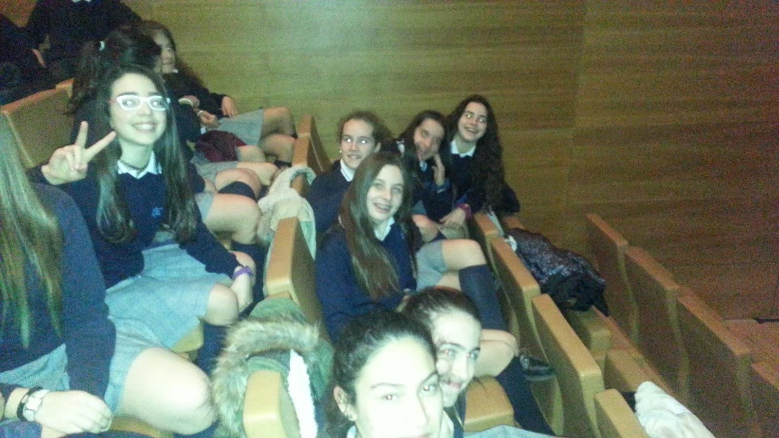 Agustinas Valladolid - ESO 2 - Día Internacional de la Mujer 2