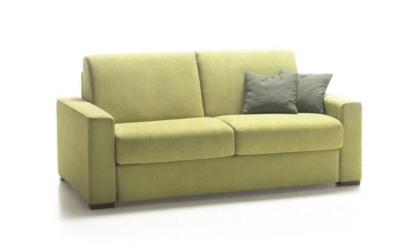 Divani e divani letto su misura divani letto con materasso alto cm 18 personalizzabili - Divani letto con materasso alto ...
