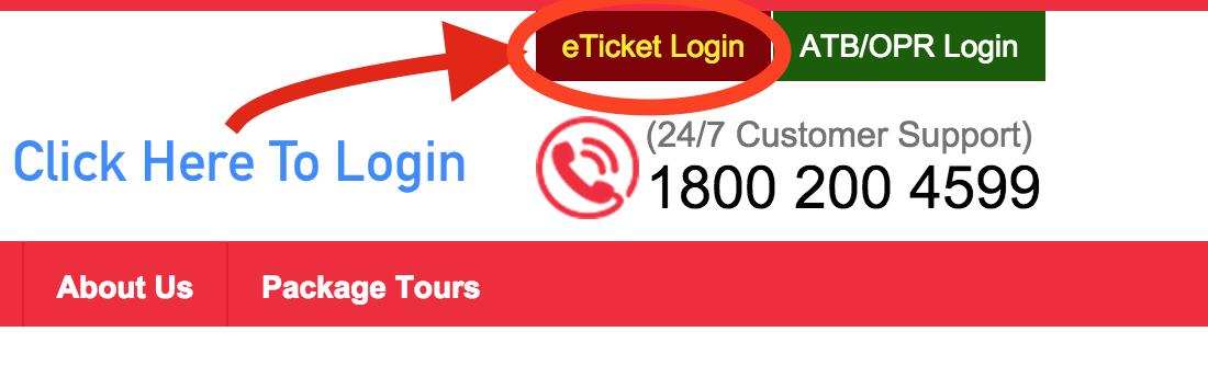 Apsrtc Login Online Bus Ticket Booking Apsrtc Login
