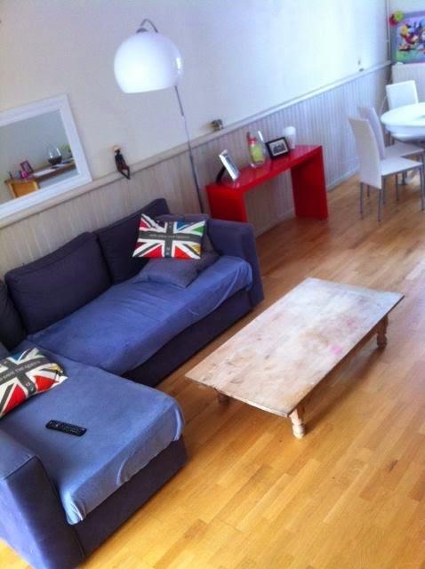 courrier des lecteurs 5 id es pour customiser une table. Black Bedroom Furniture Sets. Home Design Ideas