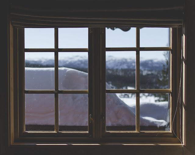 window molding interior
