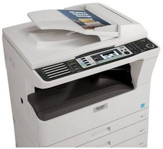 Sharp MX-M232D Scanner Driver Download