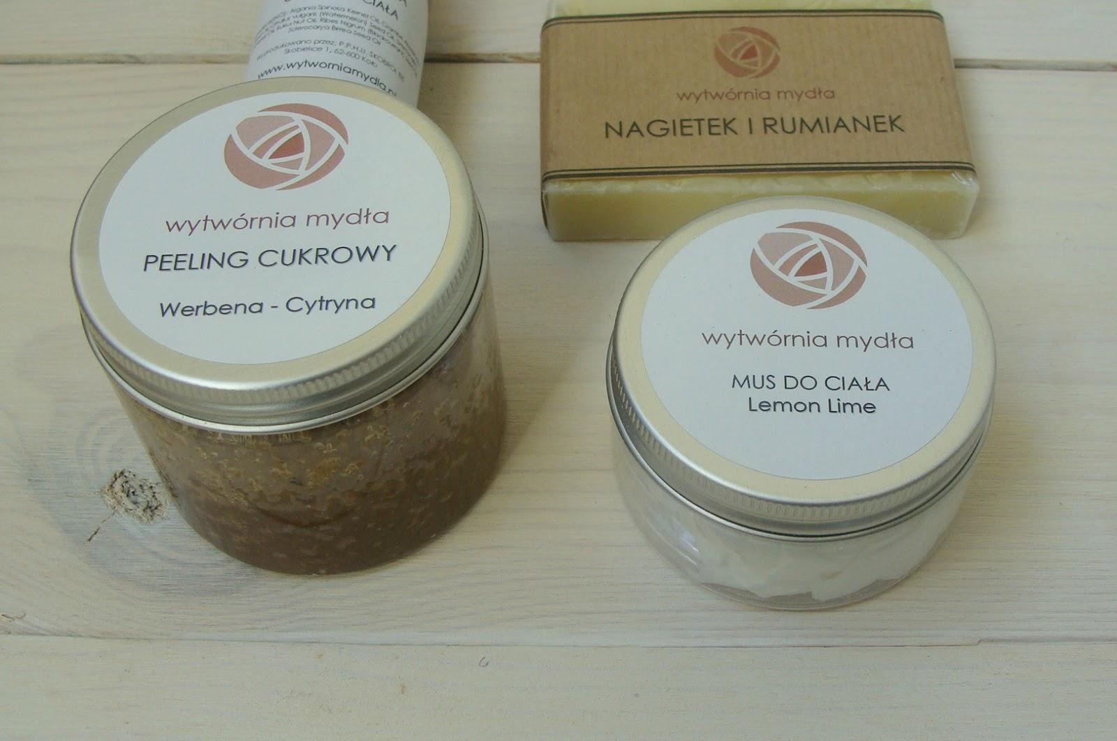 Kosmetyki naturalne, Wytwórnia mydła