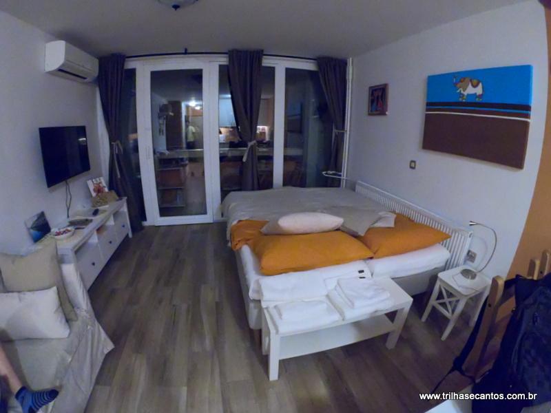 Onde se hospedar em Ljubljana Eslovênia