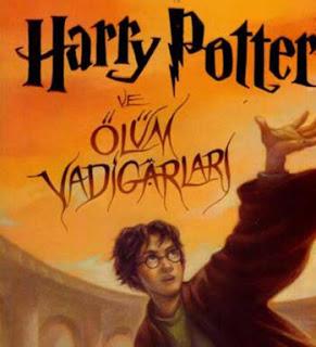 J.K.Rowling – Harry potter ve ölüm yadigarlari (7. kitap)
