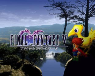 Game FINAL FANTASY V ~ PCGamesMACOS
