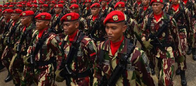 Korps Komando Pasukan Khusus Indonesia