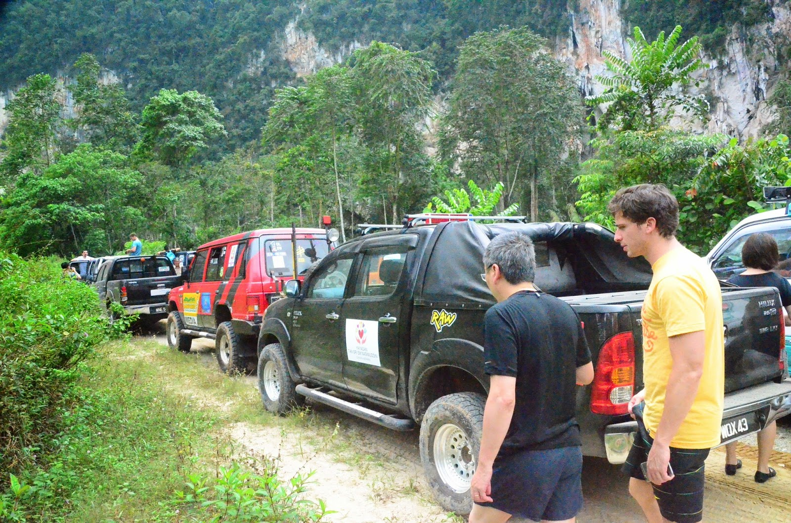 4x4 Off Road Adventure Tour TeamBuilding cum Jungle Survival