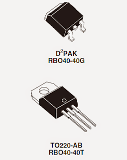40 Amp Diode RBO40-40G/T