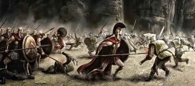 Esparta e historia
