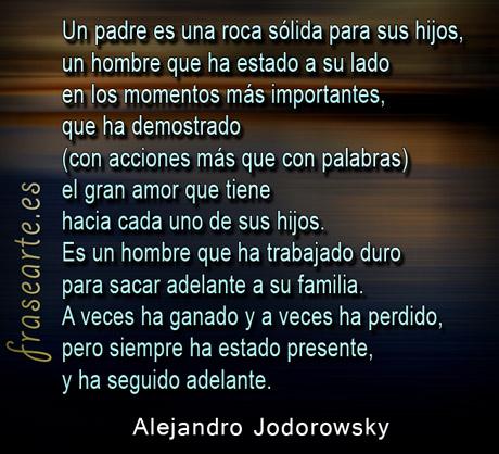 Citas para un padre - Alejandro Jodorowsky
