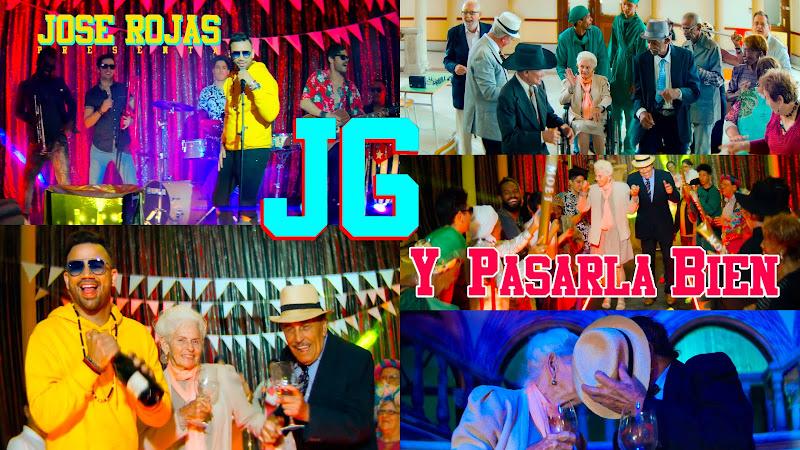 JG Juan Guillermo - ¨Y pasarla bien¨ - Videoclip - Dirección: Jose Rojas. Portal del Vídeo Clip Cubano