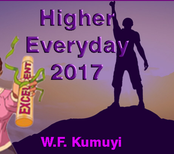 Higher Everyday - SUNDAY, DECEMBER 3, 2017