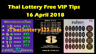Thai Lottery Free VIP Tips
