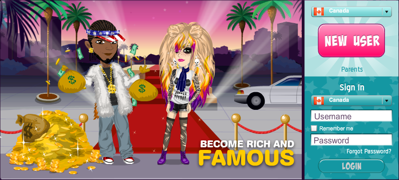 Moviestarplanet Blog