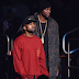 Lamar Odom makes sudden appearance at Yeezy!