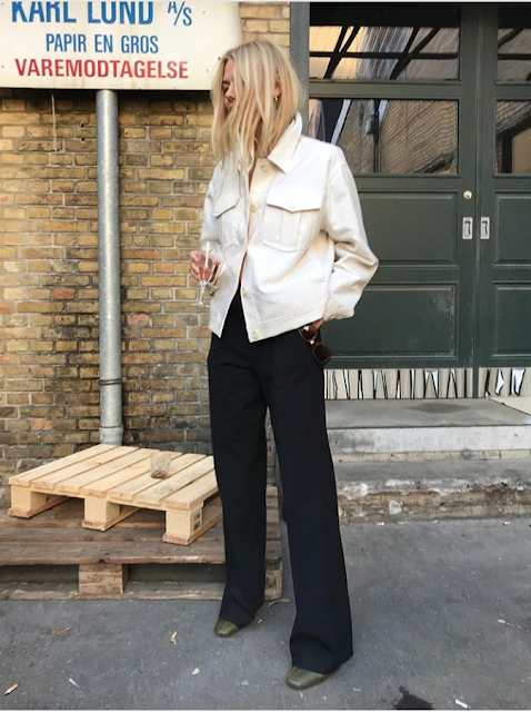 Fall Outfit Ideas: How To Wear White