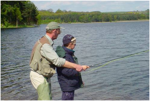 Take a Fishing Lesson from a Hunter