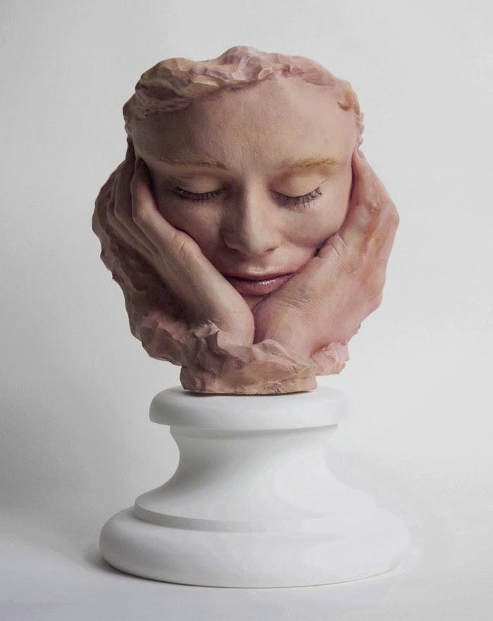 Скульптор реалист. Carole Feuerman