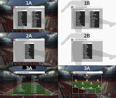 PES 2017 Scoreboard Bundesliga 2019 by Watermelooo