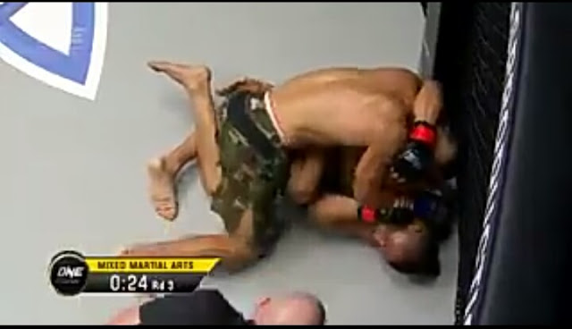 Akihiro Fujisawa (5-0-1) defeats Rockie Bactol (1-1) via TKO at 4:40 of R3