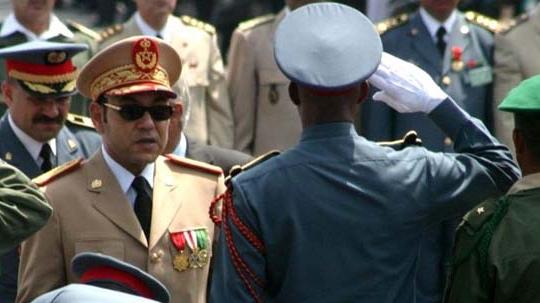 الجهوية24 - الملك يعفي الجنرالين بن سليمان وعروب من مهامهما