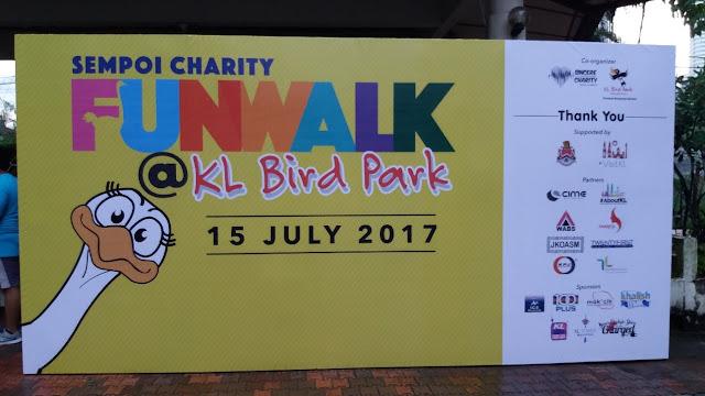 Sempoi Charity Fun Walk