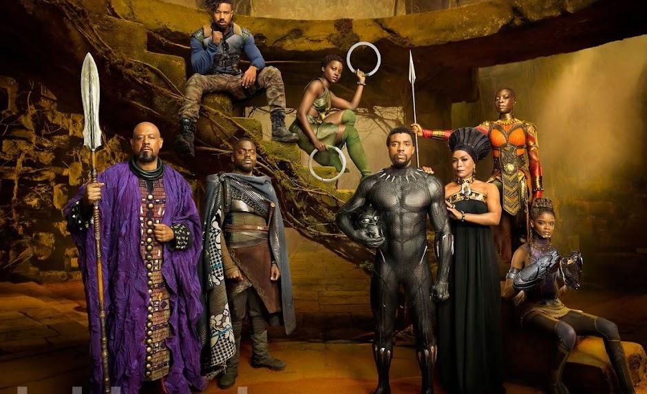 Pantera Negra | Imagens inéditas revelam os personagens de Wakanda