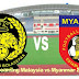Live Malaysia vs Myanmar 21 Ogos 2017 Sukan SEA