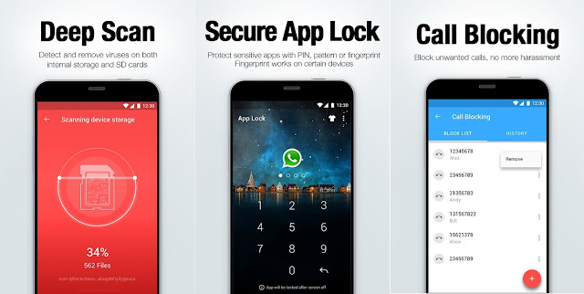 Best 11 android phone antivirus apps for free