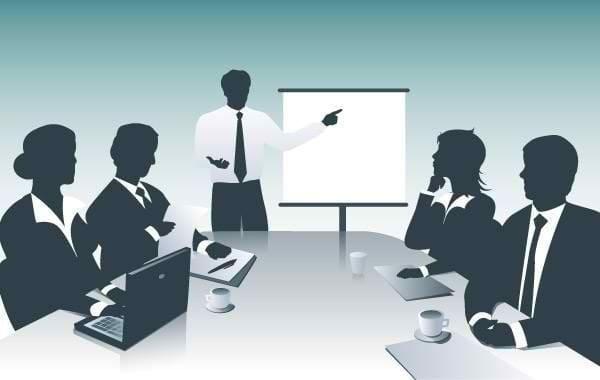 Vocabulaire français des réunions d'affaires