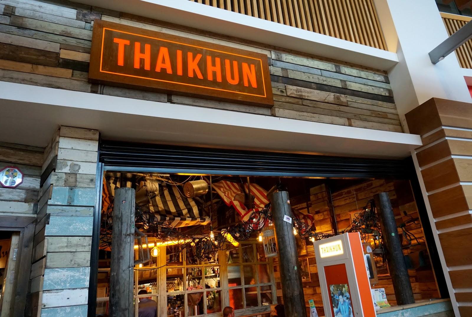 Thaikhun Thai Restaurant Silverburn