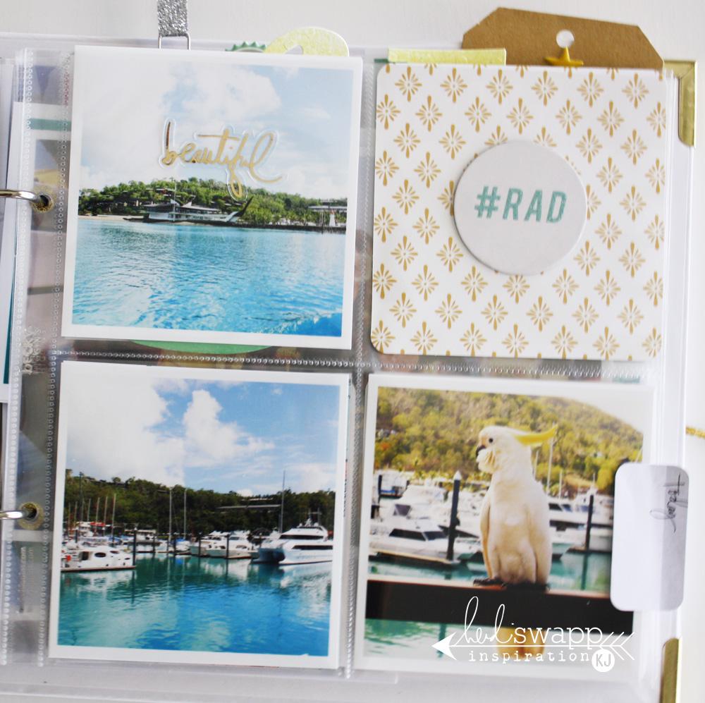 Glass Half Full Hello Adventure Daydream Island Mini Album