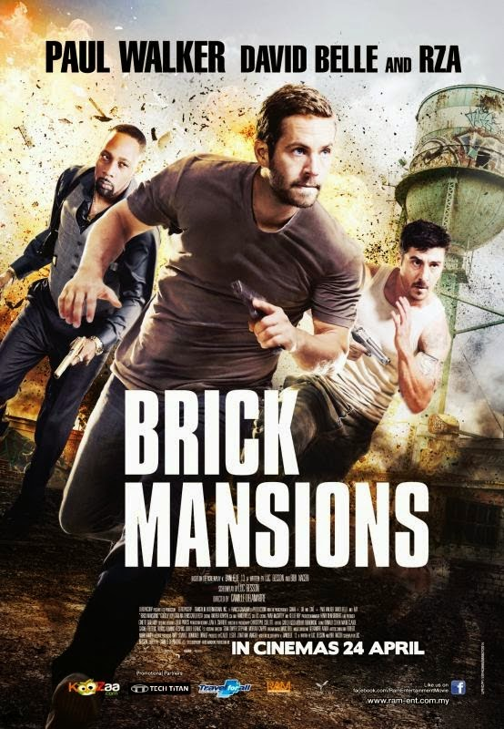 Brick Mansions Online