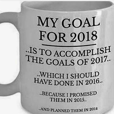 2018 Apa Perancangan Anda;azam tahun baru