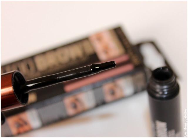 Tattoo Brow l'encre à sourcils - Maybelline - Avis blog beauté