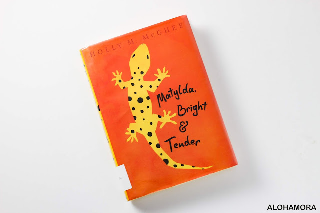 Matylda, Bright and Tender by Holly M. McGhee is a heartwarming middle grade fiction.  This coming of age novel is a story of love, forgiveness, and healing from the death of a loved one.  This would be a great book for someone who lost a loved one.  Emotional. Touching. Gentle. Family. Friends. Alohamora Open a Book alohamoraopenabook http://alohamoraopenabook.blogspot.com/