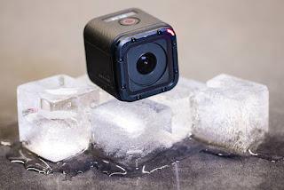 ice cube sized go pro
