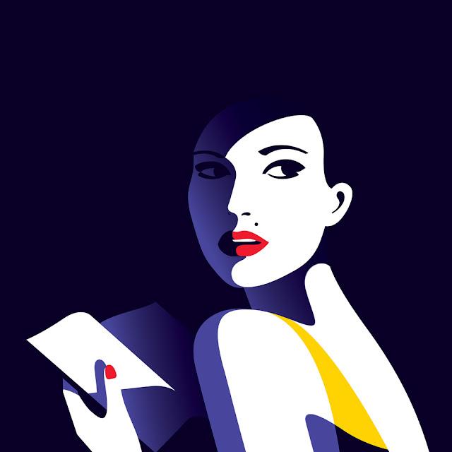 Ilustración de Malika Favre