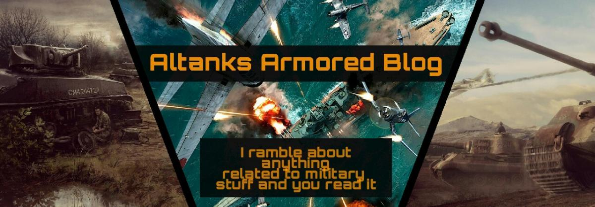 Altank's Armored Blog
