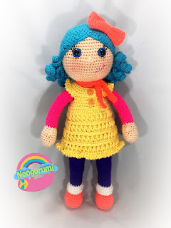 FOR SALE [YUNSHU DOLL] PRICE: RM150/USD... - Jade's Amigurumi ... | 320x240